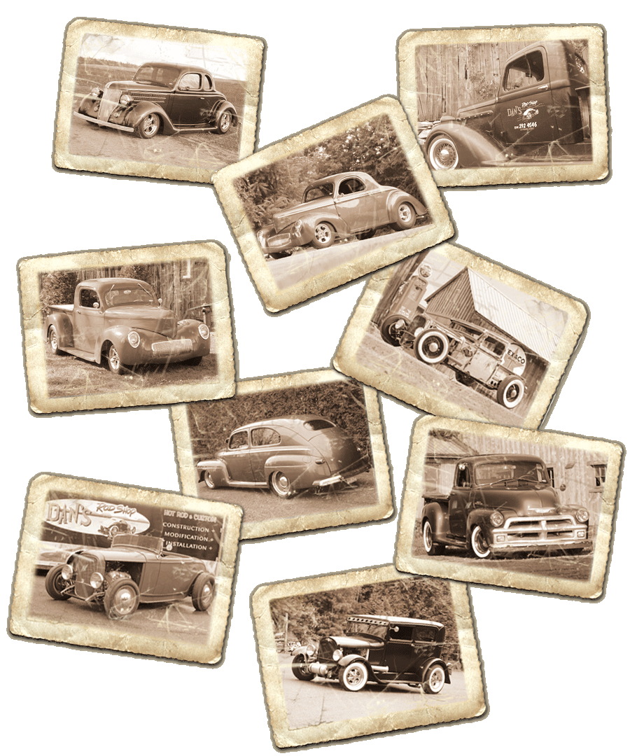 Hot rods thumbnails