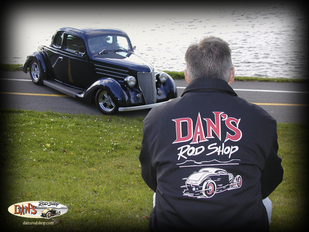 Dan s rod shop hot rods photoshoots english for Dan s