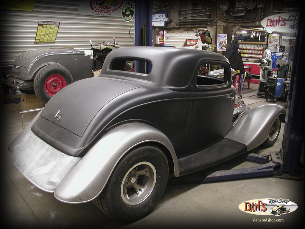 1933 Ford Hot Rod Project Cars Trucks By Owner Autos Post